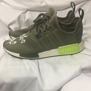Adidas nmd R1 men's running shoes sz 12